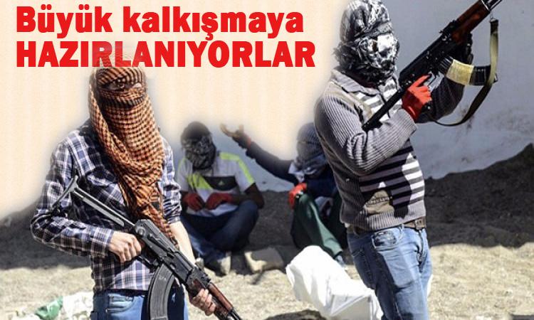 20 Mart'ta Türkiye'yi kan gölüne çevirecekler iddiası