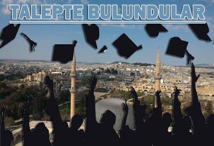 Urfa'ya özel üniversite mi kuruluyor