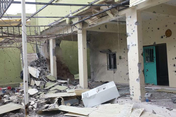 Cizre'de ne kadar hasar oluştu? tespit çalışmaları başladı
