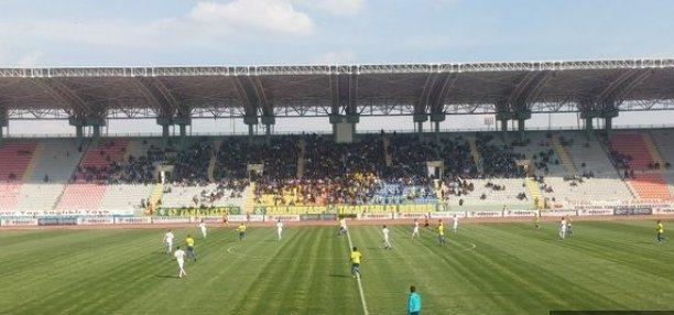 Urfaspor 1461 trabzonspor maçında taraftarlarını güldüremedi 1-1