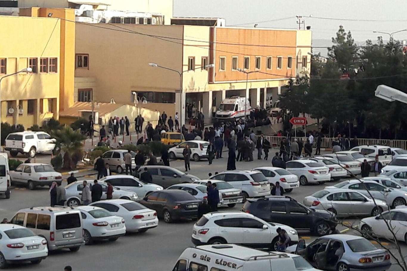 Urfa'da Silahlı kavgada 1 kişi hayatını kaybetti