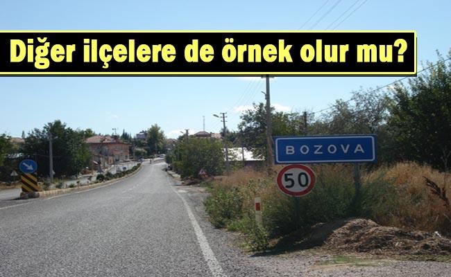 Bozova ilçesinde Kaymakam başı çekti, Bakın ne yaptılar!..