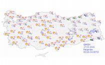 Meteorolojiden don uyarısı! Türkiye genelinde hava durumu