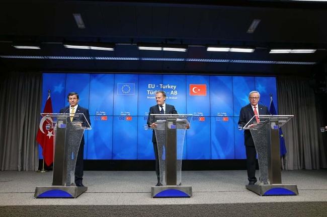 Flaş Gelişme, Türkiye ve AB arasında anlaşma sağlandı