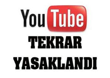 Youtubeye Baykal Cezası