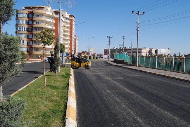 Urfa'da Yollar Revize Ediliyor