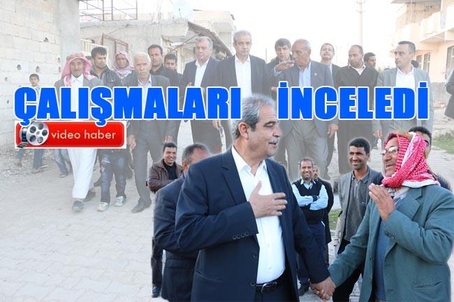 Başkan Demirkol, Pazar Gününü Konuklu'da Geçirdi