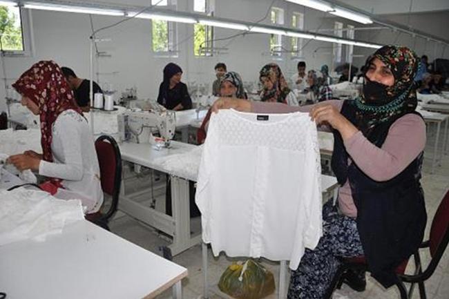 TÜİK Türkiye'de çalışan kadın oranını açıkladı! şaşırtıcı rakamlar!