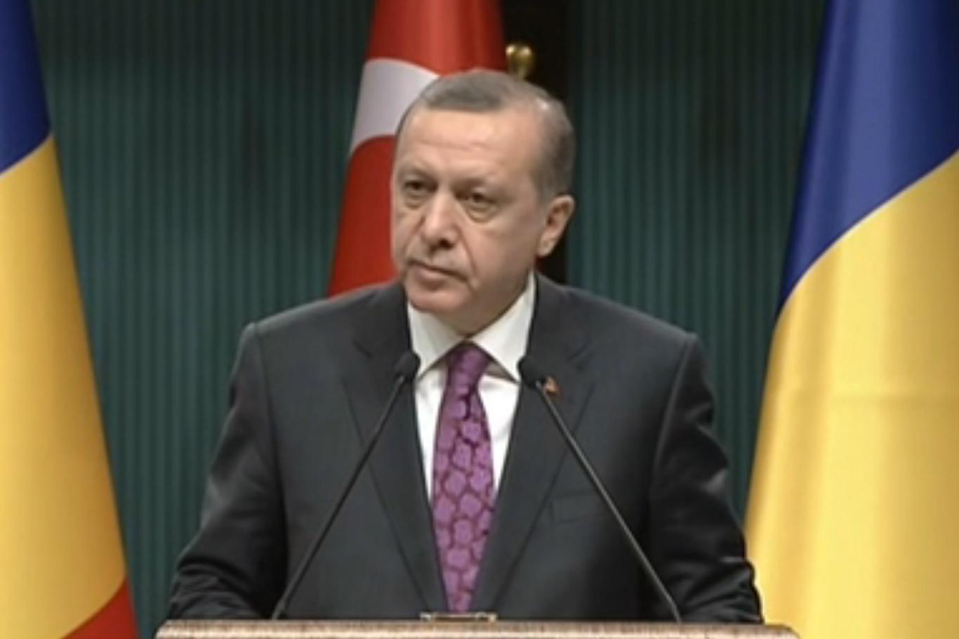 Erdoğan'dan Flaş açıklama! Brüksel Saldırganını Gaziantep'te yakaladık!