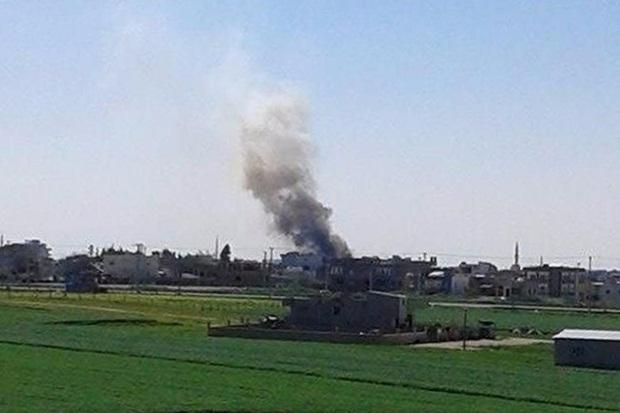 Mardin'de Ev aramasında bomba patladı 4 asker yaralandı