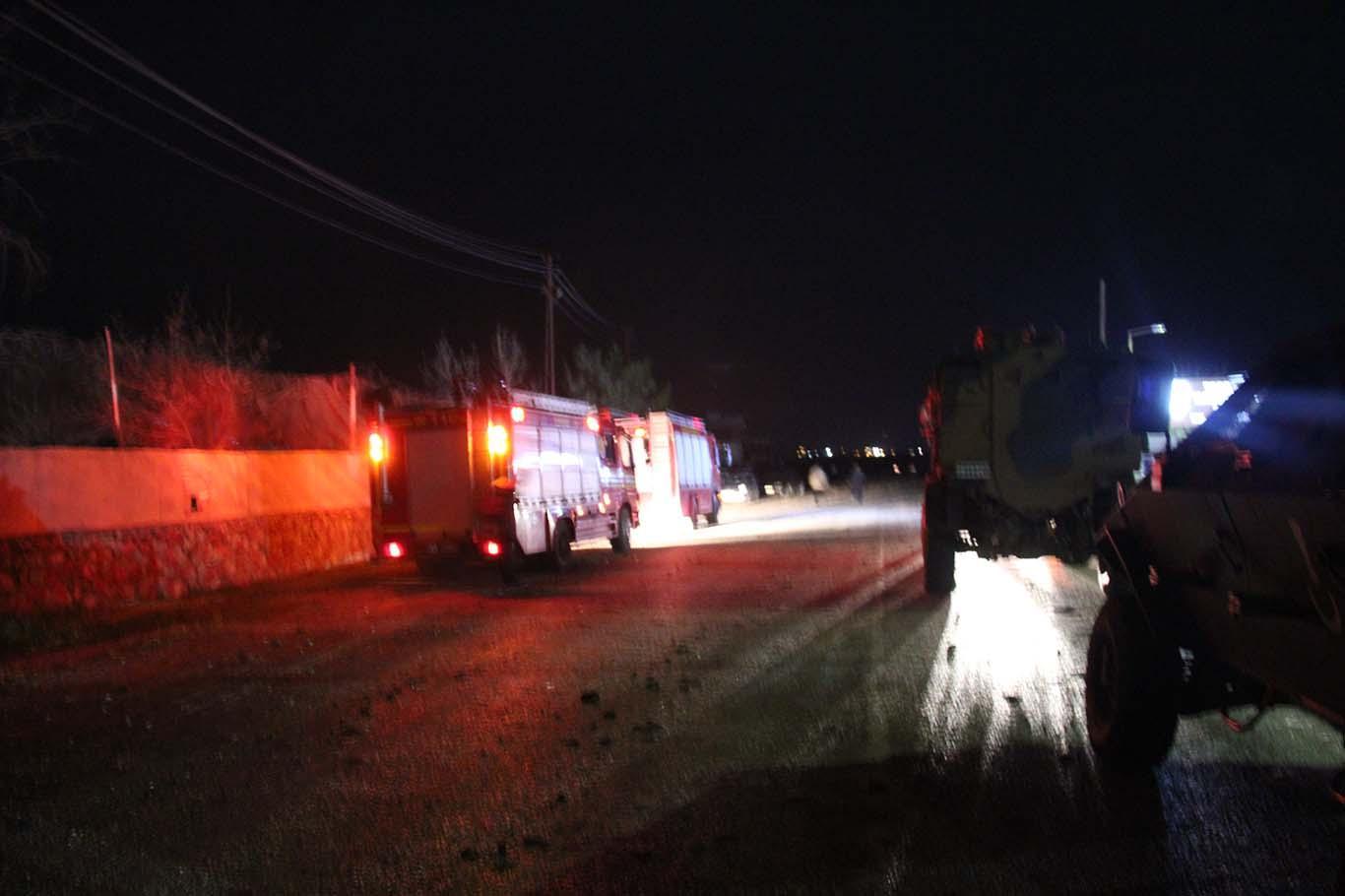 Mermer Jandarma Karakoluna bombalı saldırı:3 asker hayatını kaybeti, hayatını kaybeden askerlerin isimleri..