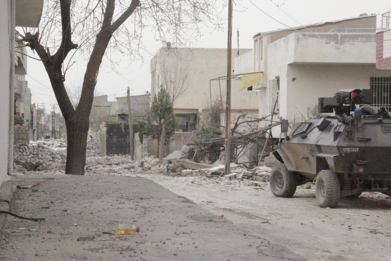 Nusaybin'debomba patladı 1 asker hayatını kaybetti 7 kişi yaralandı