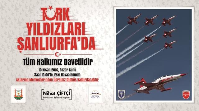 11 Nisan'da Urfa'nın Kurtuluş Gününde