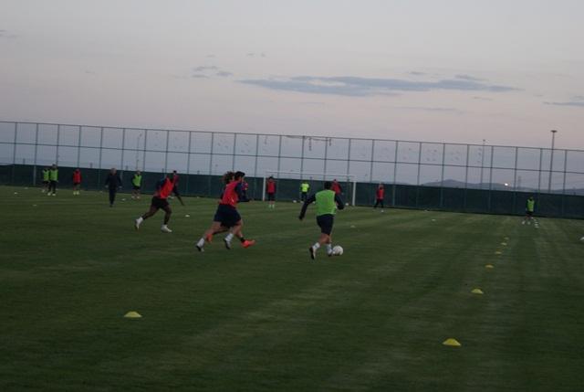 Urfaspor Malatyaspor maçı için mesaiye başladı