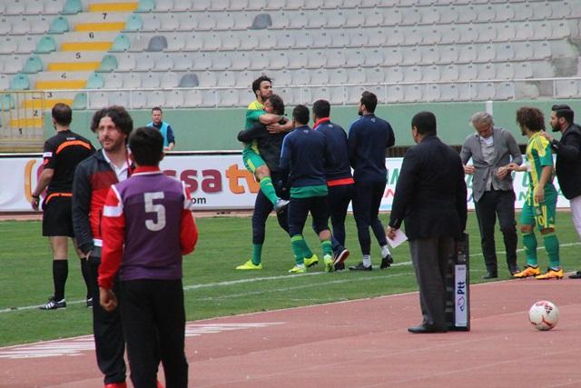 Urfasporlu Halil Çolak'tan iyi haber var
