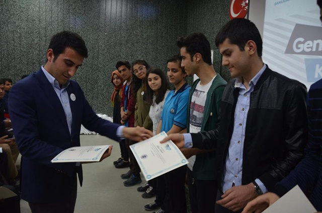 Şanlıurfa TÜGVA 'Genç Türkiye Kongresi' Çalıştayını Gerçekleştirdi