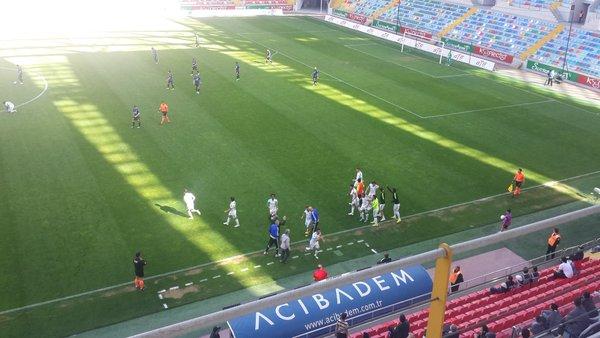 Şanlıurfaspor, Kayseri Erciyes'i deplasmanda 3-1 yendi