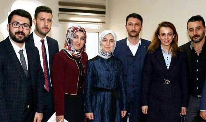 Şanlıurfa Genç Birlik, kızları Sare Davutoğlu'yla buluşturdu