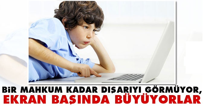 Türkiye'de çocuklar mahkumdan beter!