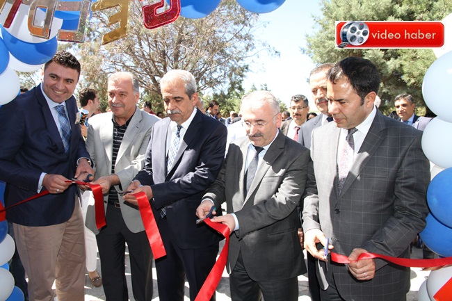 Harran Üniversitesinde 2. Çocuk Kampüsü Açıldı