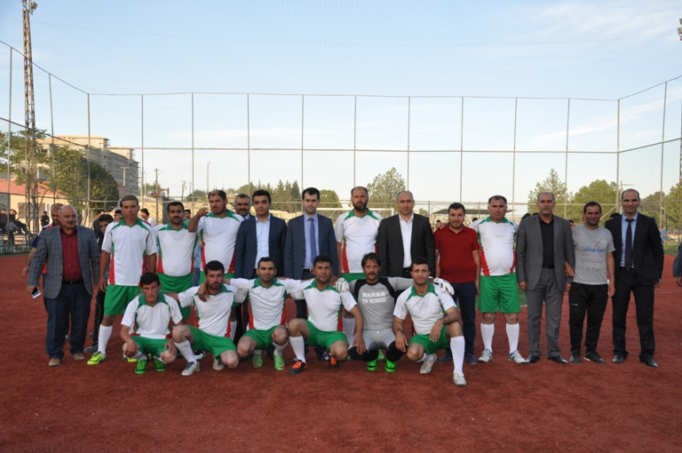 Bozova Futbol Turnuvası başladı