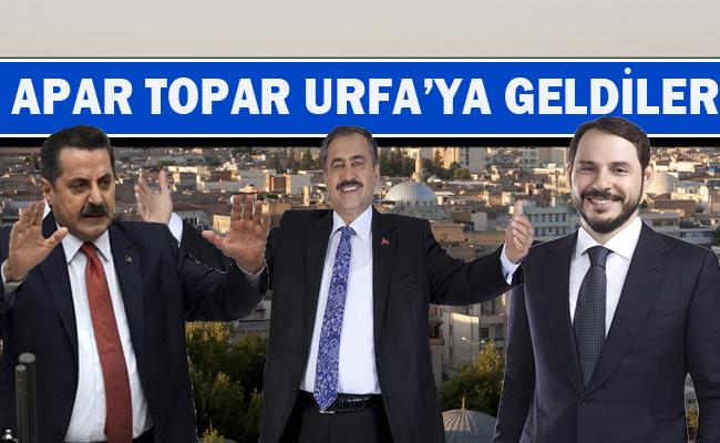 Bugün Urfa'da basın toplantısı düzenleyecekler