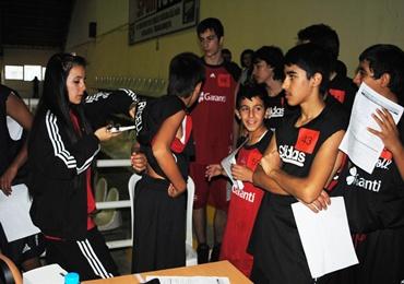 Milli Basketçiler Şanlıurfa'da seçildi