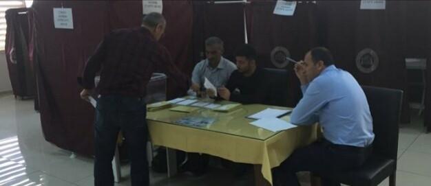 Urfa Tabibler odası seçimi yapıldı-Kim kaç oy aldı?