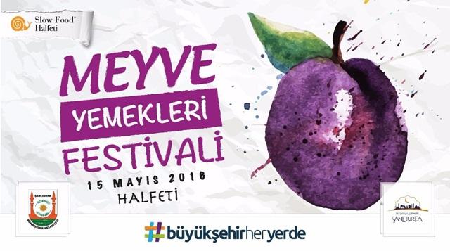Urfa Halfeti'de Meyve Yemekleri Festivali Düzenleniyor