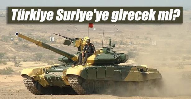 Türkiye'nin Cerablus'a mı girecek? sınır ötesi askeri operasyon sinyali