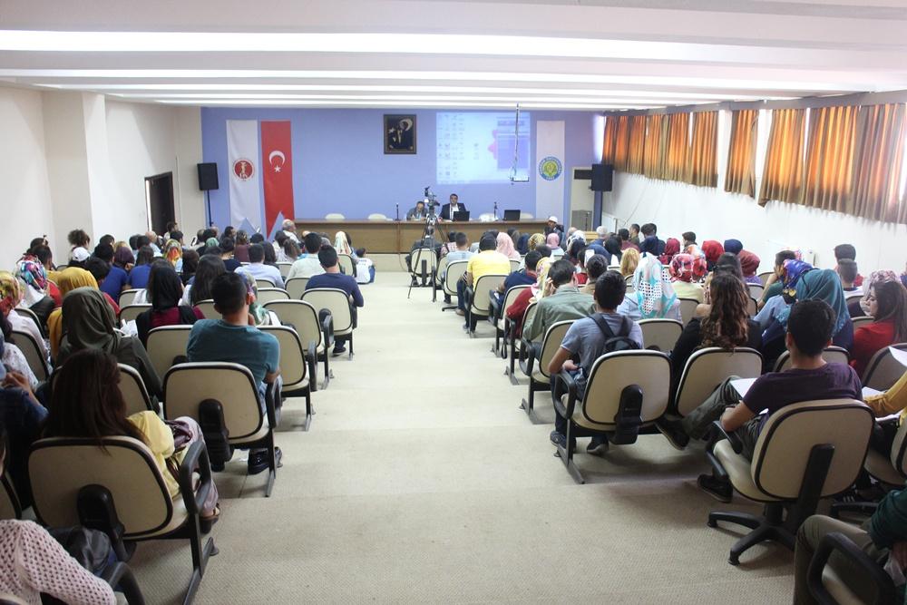Engeliler Haftası Sosyal Bilimler MYO'da Kutlandı