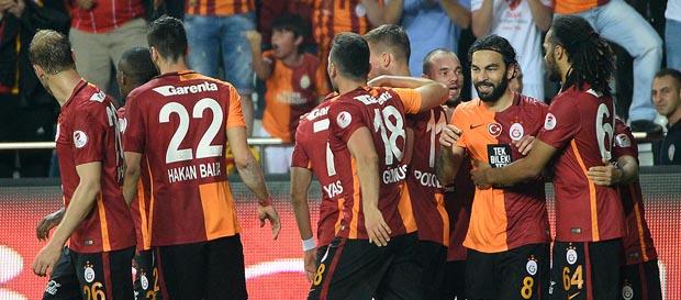 Ziraat Türkiye Kupası sahibini buldu, Galatasaray 1-0 Fenerbahçe