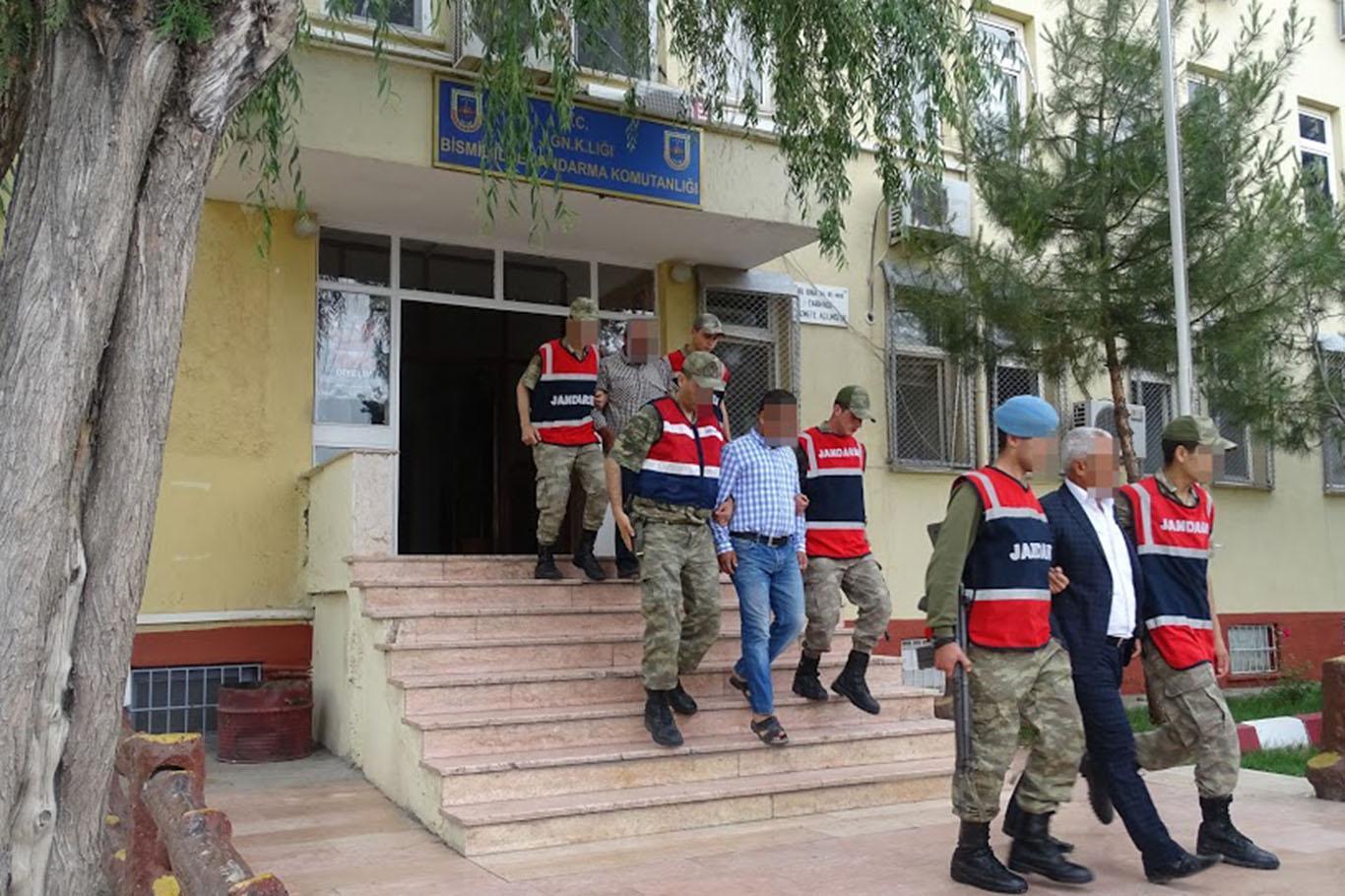 Son dakika! 12 PKK'li gözaltına alındı