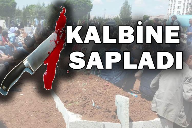 Viranşehir'de bıçaklı kavga: 1 ölü..