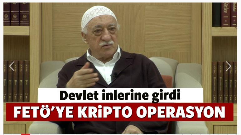 Urfa'daki Kripto FETÖ'cular şimdi yandı-Bir bir tespit edildiler