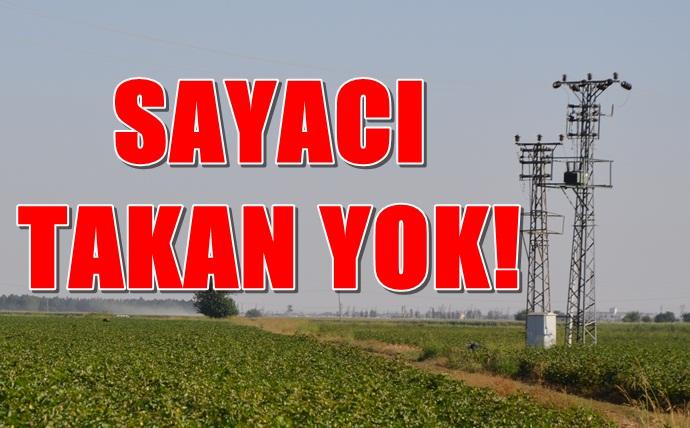 Ekinler yine kuruyacak! Dikkat-50.000 Çiftçi Elektriksiz Kalabilir