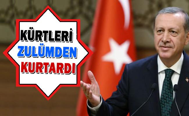 Erdoğan Kürtleri Zulümden Kurtardı-Bunu Söyleyen Bir Kürt!