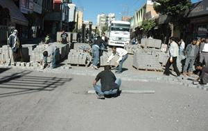 Ceylanpınar Caddesi Yenileniyor