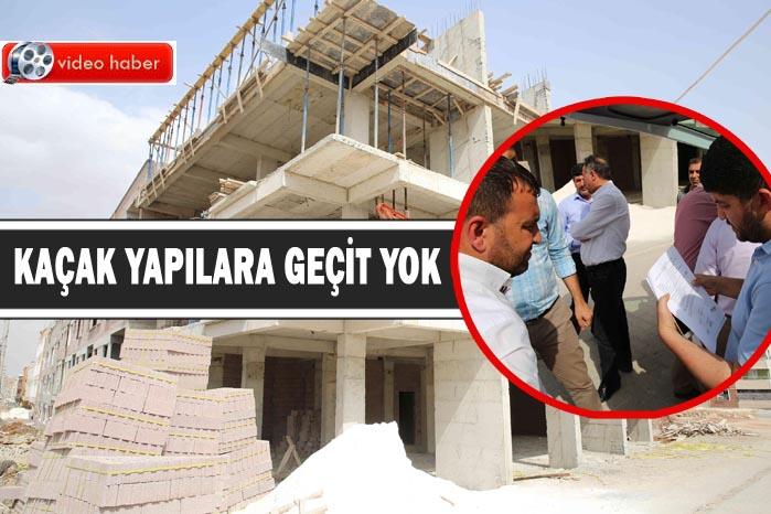 Haliliye Belediyesi yıkımını geçekleştirdi