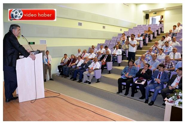 Bölge Genel Sekreterleri Harran Üniversitesinde Toplandılar