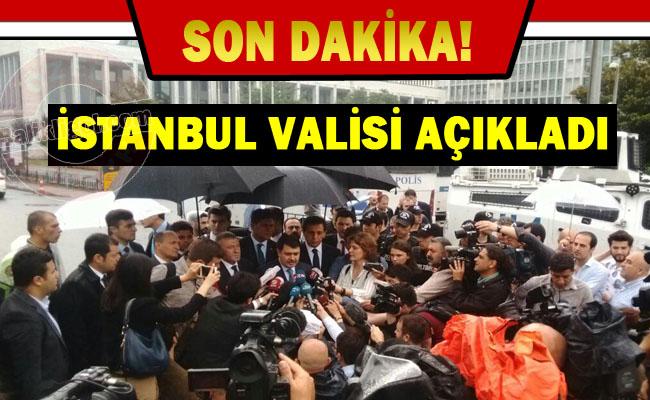 İstanbul Valisi Açıkladı: 7'si polis 11 kişi hayatını kaybetti