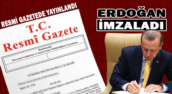 Erdoğan onaylandı, Resmi Gazetede yayınlandı-Dokunulmazlıklar nasıl kaldırılacak?
