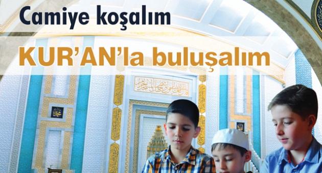 Urfa'da yaz Kur'an Kursu başladı-kaç camide ders verilecek?