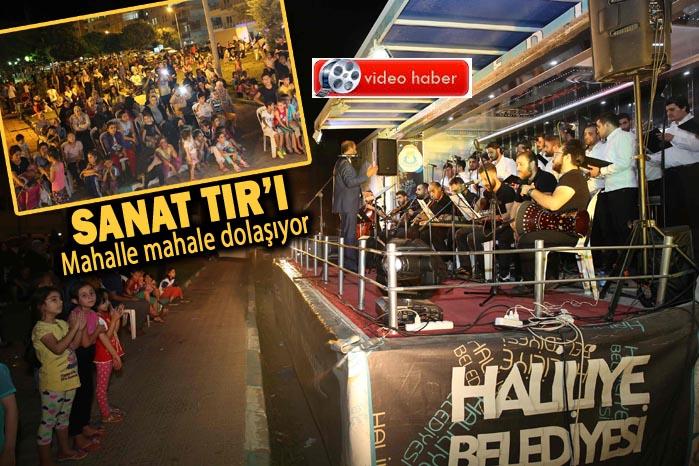 Haliliye Belediyesi'nden Tasavvuf Konseri