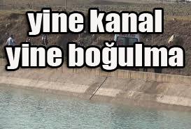 Akçakale'de kanala giren genç boğuldu