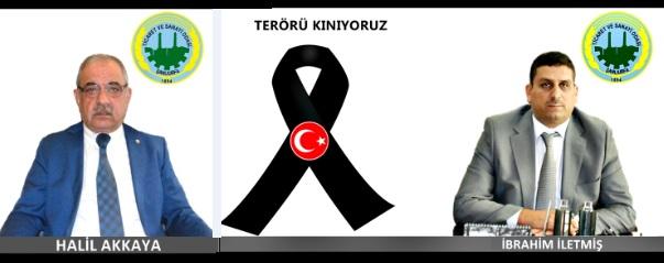 ŞUTSO'dan Atatürk havalimanı saldırısına çifte kınama