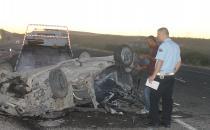 Tatille birlikte kaza haberi geldi: 1 ölü
