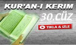 Kur'ân-ı Kerim 30.Cüz, OKU DİNLE