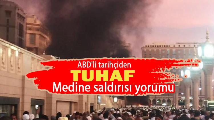 Medine Saldırısı İstanbul ve Bağdat'ın devamıdır