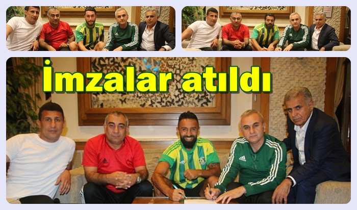 Urfaspor transferleri Resmi imzaları attılar